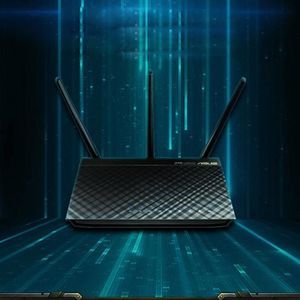 MODEM - ROUTEUR Asus RT-AC66U - Routeur WiFi AC Dual-Band