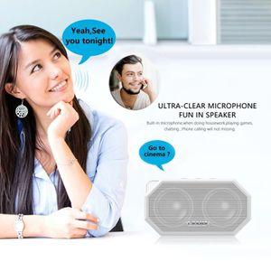 ENCEINTE NOMADE Leshp Enceinte Haut-Parleur Bluetooth Sans Fil Éta