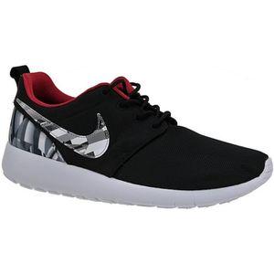 BASKET MULTISPORT Nike Roshe One Print GS 677782-012 Enfant Baskets