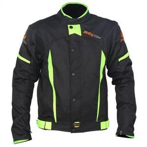 SLIDER Blouson imperméable moto Reflect Racing Jacket