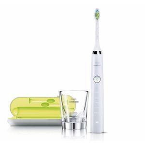 BROSSE A DENTS ÉLEC PHILIPS - Sonicare HX9332/04 - Brosse à dents élec