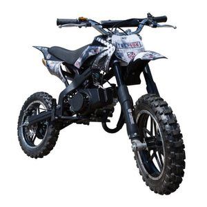 MOTO FREEGUN Pocket cross  Dirt bike - 50 cc - Noir