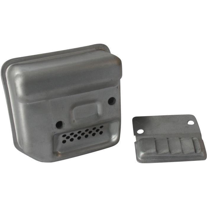 Pot d'échappement STIHL 1130-140-0600 - 11301400600 modèles 018 - MS180