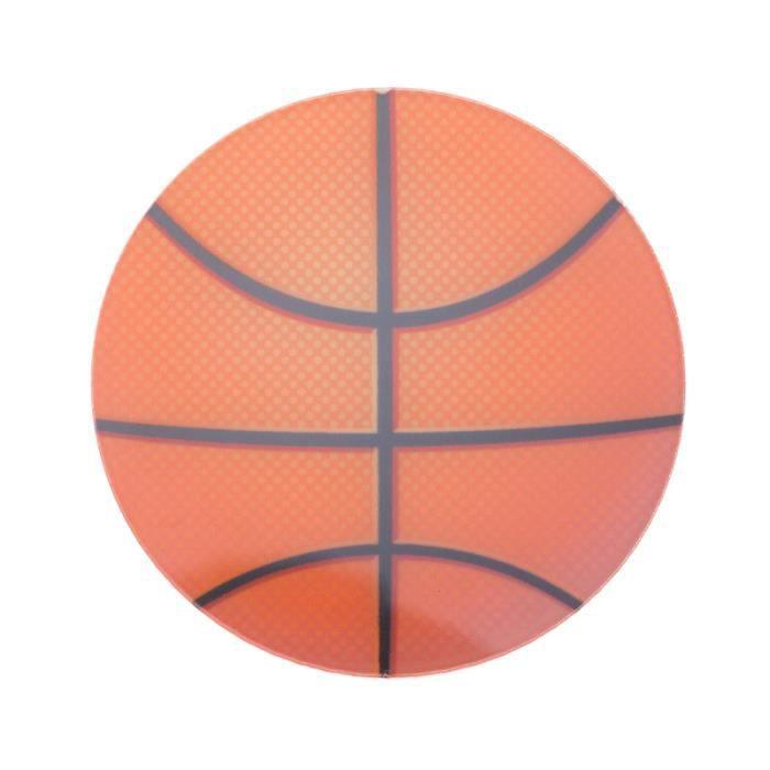 10 Pcs Bande Dessinée Paster Fine Nice DIY Chic Pin Type Badge Vêtements Accessoires Basket-Ball Patch Cendrier TROUSSE A STYLO