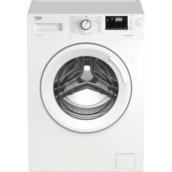 Lave-linge Frontal Beko Wmb 8455