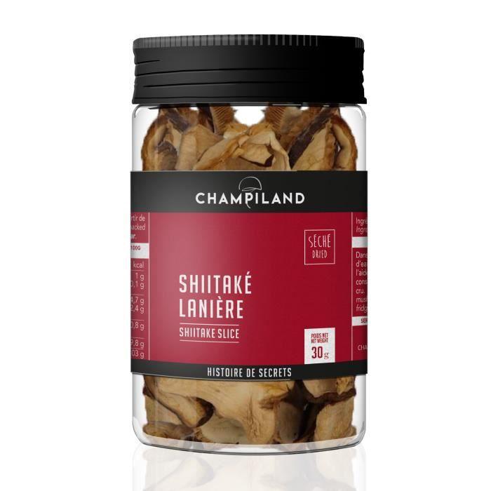 Shiitaké Lanière 30 gr