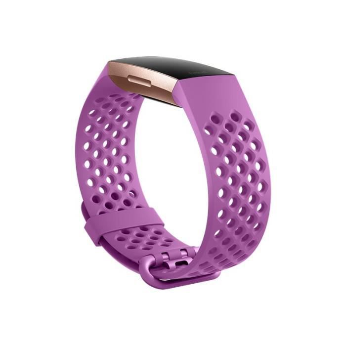 Fitbit Sport Band Bande Small myrtille