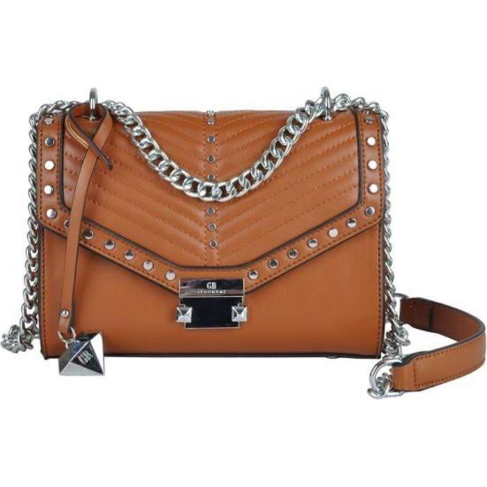 sacs portés main sophonie femme georges rech gr-a19-170129 Camel