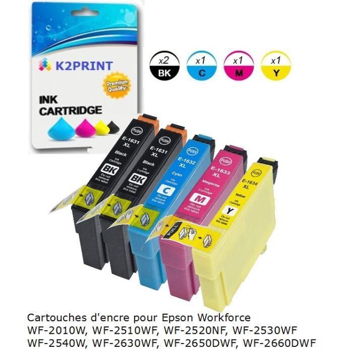 cartouche encre epson Wf 2660