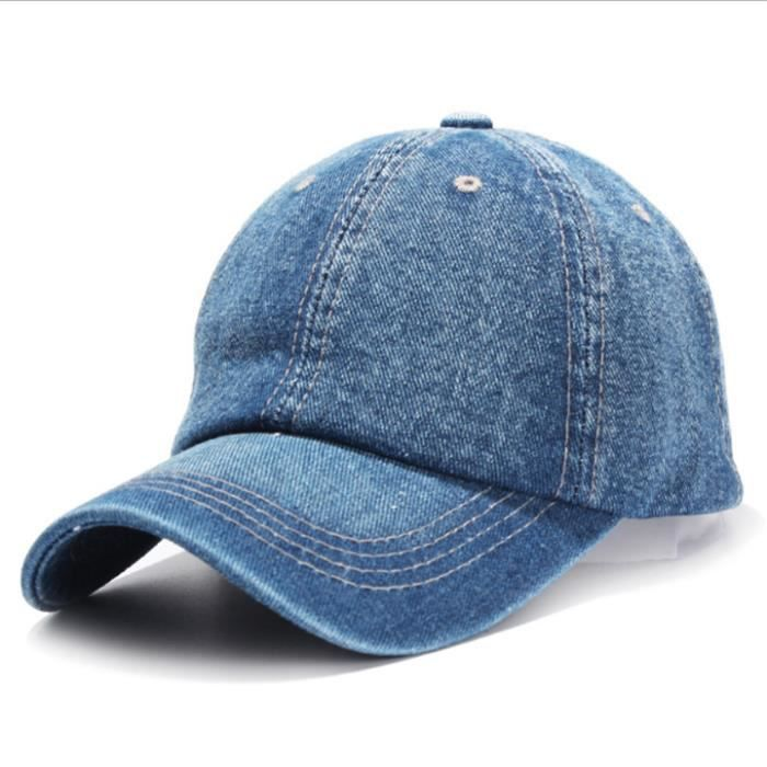 casquette homme jean