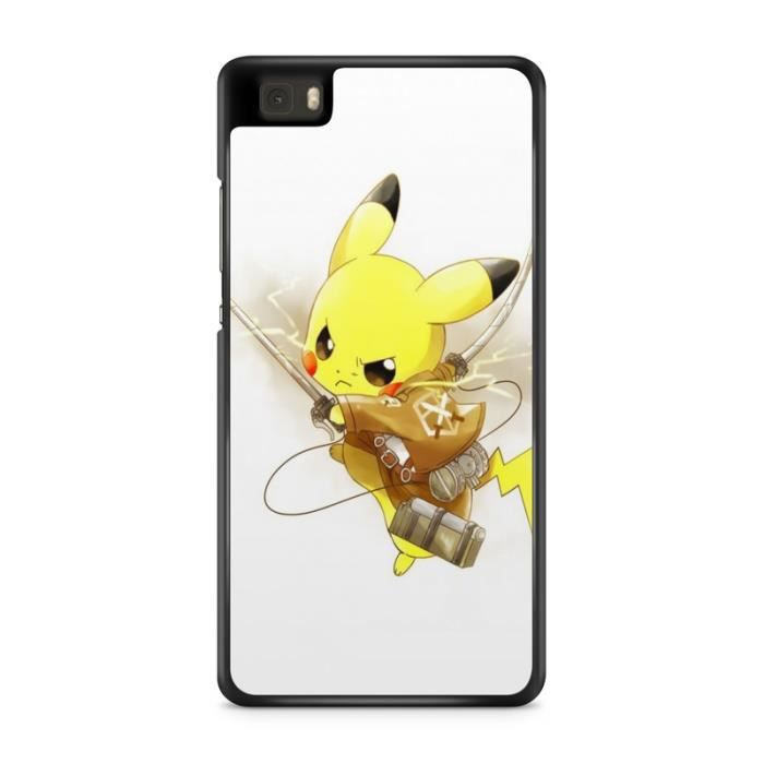 Coque Huawei P8 LITE Pokemon go team pokedex Pikachu Manga valor ...