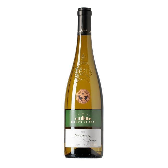 VIN BLANC Secret de Chai Saumur Loire et Centre - Vin blanc