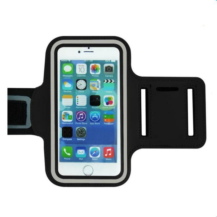 VIOLET Brassard de Sport Téléphone Étui Housse Gym Course Pour Apple iPhone 11 Pro