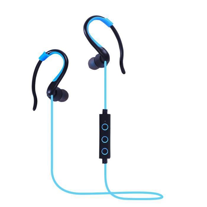 OREILLETTE BLUETOOTH FATCHOY Earpods bluetooth ecouteurs Huawei compati