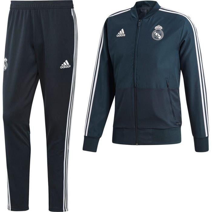 Real Madrid CF Survetement Football Adidas