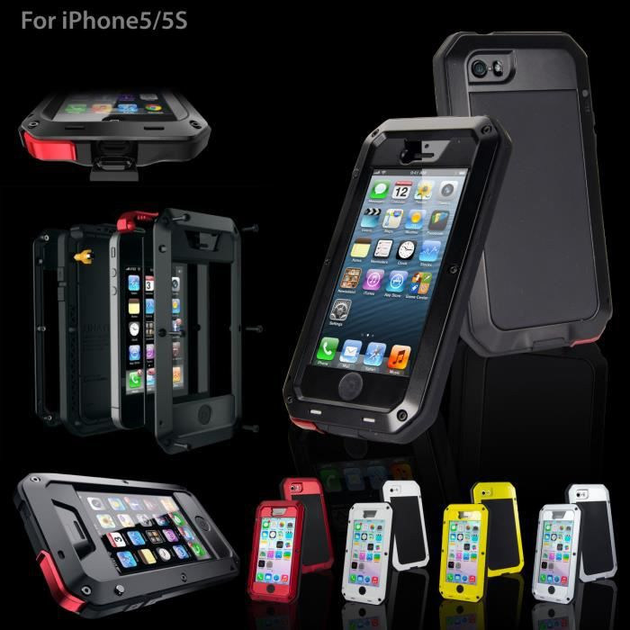 iphone 5 coque antichoc