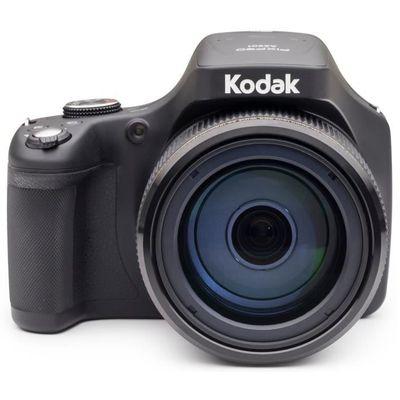 KODAK AZ901 Appareil photo bridge 20 Mégapixels - Noir + Imprimante photo KODAK PD452  + 10 feuilles