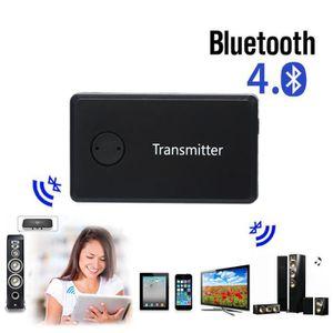 Récepteur audio Transmetteur audio sans fil Bluetooth A2DP stéréo