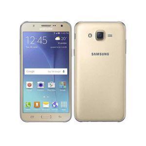 SMARTPHONE RECOND. D'or Samsung Galaxy J7 J700F 16GB occasion débloqu