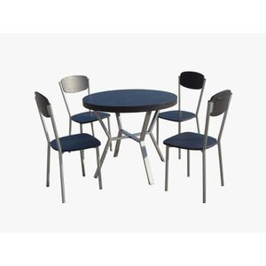 chaise ronde cuisine