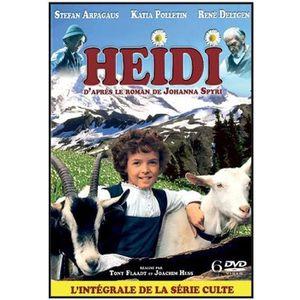 DVD SÉRIE Heidi (1978) intégrale de la série - coffret 6 DVD