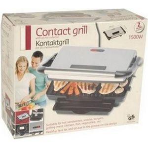 GRILL ÉLECTRIQUE grill viande 1500w pour grillade ou pannini