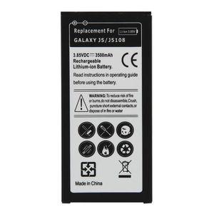 Batterie téléphone Batterie Compatible 3500mAh Samsung Galaxy J5 2016