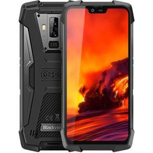 SMARTPHONE Blackview BV9700 Pro 6+128Go Smartphone avec Camér