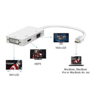 ADAPTATEUR AUDIO-VIDÉO  CABLING® Adaptateur Thunderbolt-Mini DisplayPort V