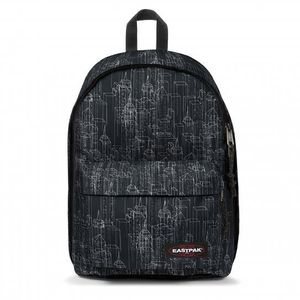 SAC À DOS Sac a Dos Out Of Office Black Blocks - Eastpak U N