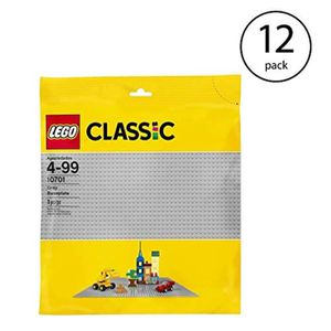 ASSEMBLAGE CONSTRUCTION Jeu D'Assemblage LEGO IFKEE Classic Base Extra Lar