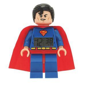ROBOT - ANIMAL ANIMÉ Reveil  digital lego superman