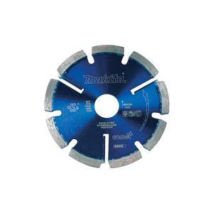 10 X Makita D-41595 Seg Disque de Coupe Diamant 125mm Lame Béton Pierre Couteau