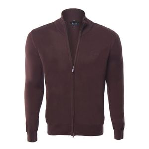 PULL Armani Jeans Pull Homme Brun
