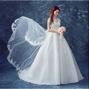 ROBE DE MARIÉE 2017 Robe de mariée en dentelle blanche pas cher R