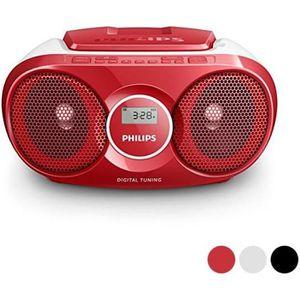 RADIO CD CASSETTE Radio CD Philips AZ215/12 3W - couleur:Argenté