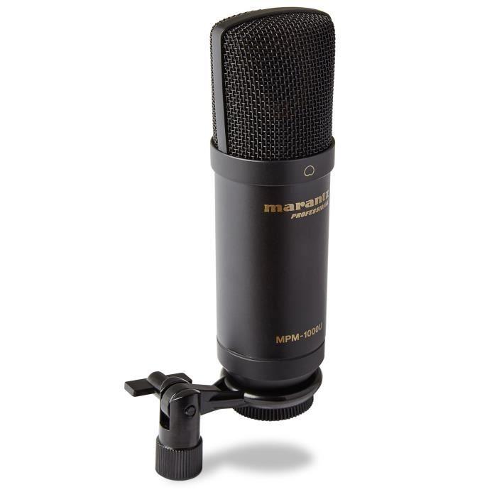 Marantz Professional MPM-1000U - Microphone à Condensateur...
