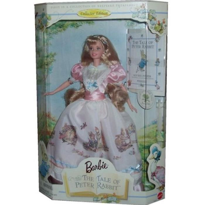 Poupee UABLS 1997 Collector Edition The Tale of Peter Rabbit