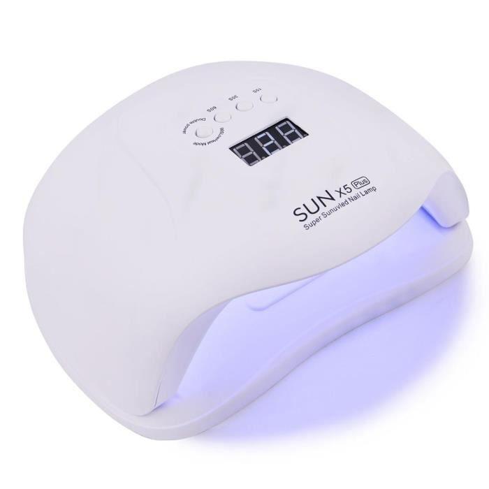 54w -54W SUN X5 plus sèche ongles UV lampe pour manucure 36 pièces sèche LED haute puissance capteur automatique Gel vernis lampe po