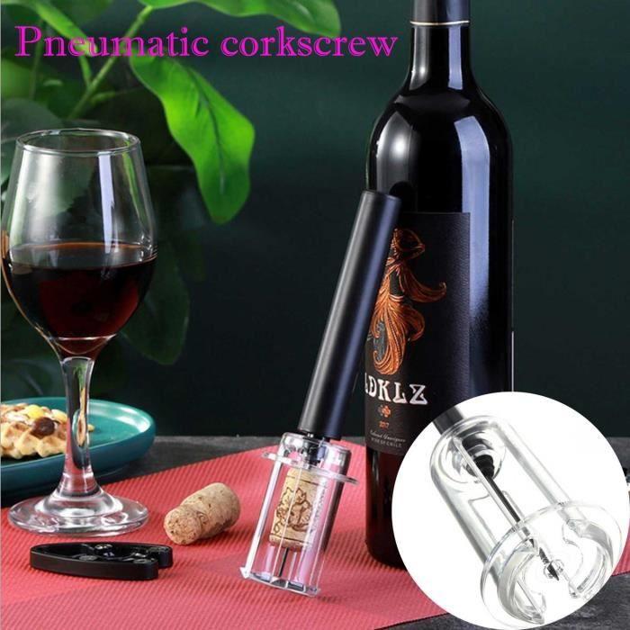Tire-bouchon pneumatique à aiguille Tire-bouchon à vin Tire-bouchon à vin