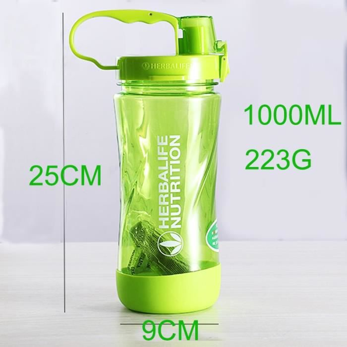 Gourde - Bouteille isotherme,Shaker à protéines pour boisson, bouteille d'eau en paille de 1000ml-2000ml, 6 - Type 24-1000ml