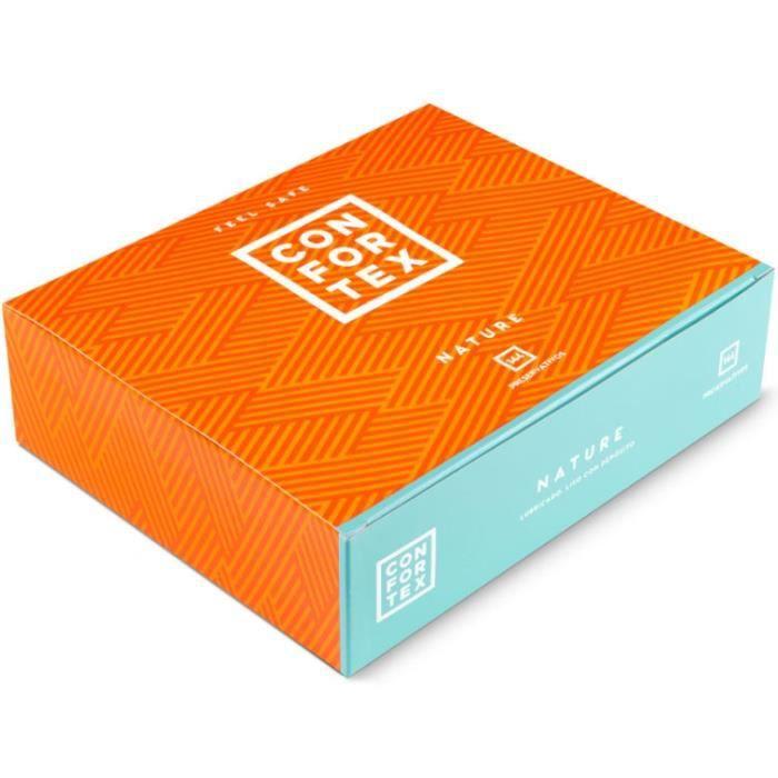 Préservatif Confortex Nature Box 144 - Parfum:Nature