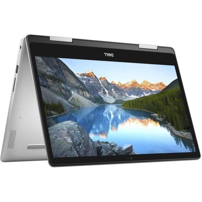 Pc Portable Dell Inspiron 14 5482 (2in1) 14.0 Fhd Core i7 8565U Ram 8 Go Stockage 256 Go Ssd Win 10 Home 64bit