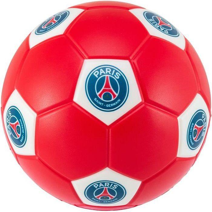 Ballon en mousse PSG - Collection officielle PARIS SAINT GERMAIN - Taille 4