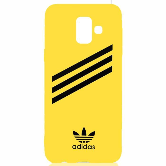 galaxy a10 coque jaune