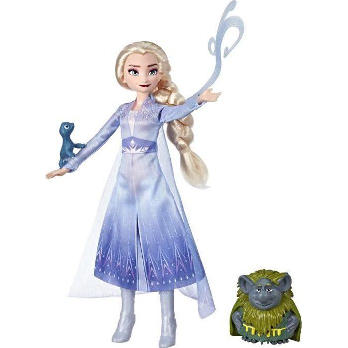 FIGURINE - PERSONNAGE Disney La Reine des Neiges 2 - Poupées Princesses