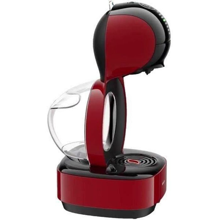 dolce gusto rouge achat vente pas cher. Black Bedroom Furniture Sets. Home Design Ideas