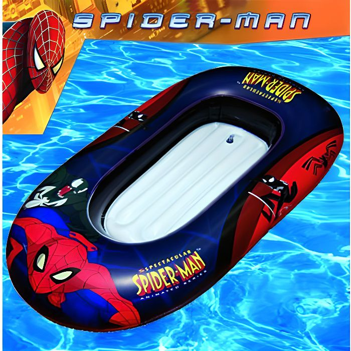 bateau spiderman 125 cm achat vente jeux de piscine bateau spiderman 125 cm cdiscount. Black Bedroom Furniture Sets. Home Design Ideas