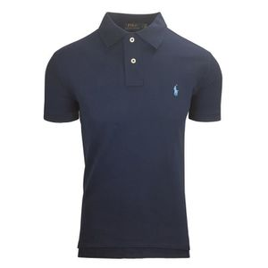 ... POLO Ralph Lauren - Polo Homme Pony Custom-Slim FIT ... b43a7c6a5b95