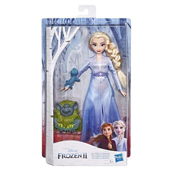 Disney La Reine des Neiges 2 Poupées Princesses Disney Elsa et ses amis
